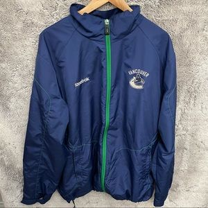 Reebok Vancouver NHL Canucks Light Jacket